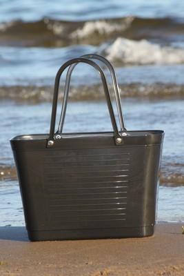 Hinza väska, liten svart